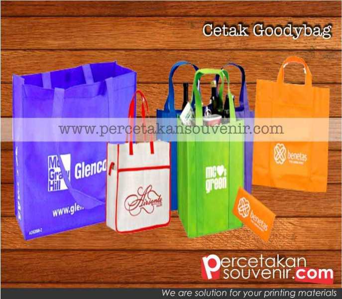 Cetak Goodybag Promosi