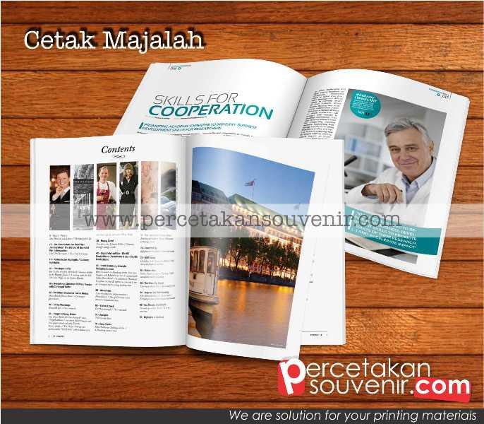 Cetak Majalah Tabloid