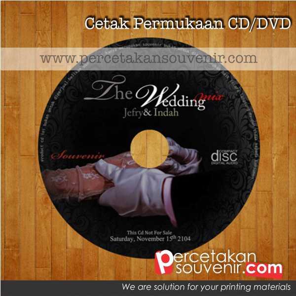 Cetak CD dan DVD